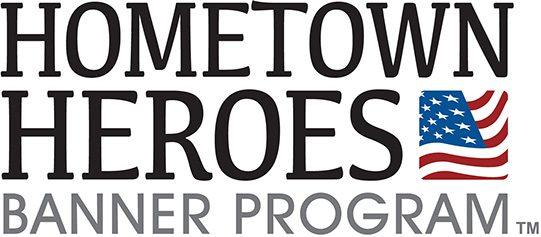 Hometown Heroes Banner Program