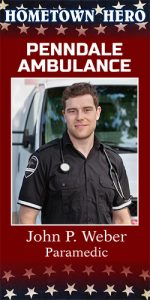 First Responders Banners - Paramedic